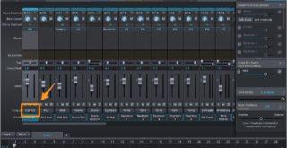 Superior Drummer 3 Mixer画面